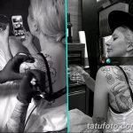 фото Тату Леди Гаги от 25.08.2017 №013 - Tattoo 13 - Lady Gaga Tattoo - tatufoto.com
