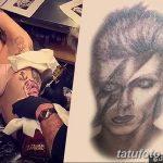 фото Тату Леди Гаги от 25.08.2017 №032 - Tattoo 13 - Lady Gaga Tattoo - tatufoto.com 1231323