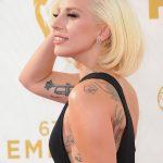 фото Тату Леди Гаги от 25.08.2017 №034 - Tattoo 13 - Lady Gaga Tattoo - tatufoto.com