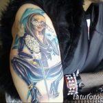 фото Тату Леди Гаги от 25.08.2017 №076 - Tattoo 13 - Lady Gaga Tattoo - tatufoto.com