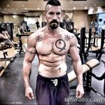 фото Тату Скота Эдкинса (Юрия Бойко) от 27.08.2017 №009 - Scottish Adkins Tattoo