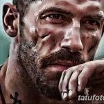фото Тату Скота Эдкинса (Юрия Бойко) от 27.08.2017 №038 - Scottish Adkins Tattoo