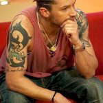 фото Тату Тома Харди от 07.08.2017 №002 - Tom Hardy's Tattoo_tatufoto.com