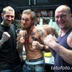 фото Тату Тома Харди от 07.08.2017 №006 - Tom Hardy's Tattoo_tatufoto.com