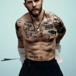 фото Тату Тома Харди от 07.08.2017 №033 - Tom Hardy's Tattoo_tatufoto.com