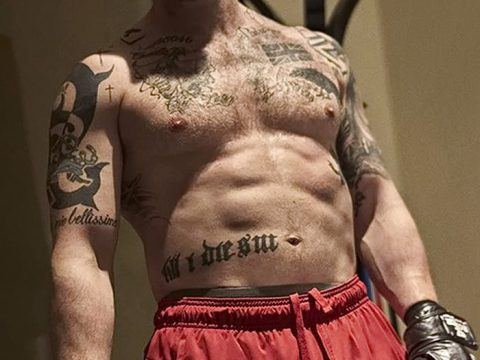 фото Тату Тома Харди от 07.08.2017 №034 - Tom Hardy's Tattoo_tatufoto.com