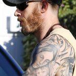 фото Тату Тома Харди от 07.08.2017 №036 - Tom Hardy's Tattoo_tatufoto.com 12342424