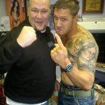 фото Тату Тома Харди от 07.08.2017 №050 - Tom Hardy's Tattoo_tatufoto.com