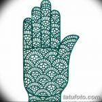фото Трафареты мехенди от 19.08.2017 №008 - Mehendi stencils_tatufoto.com