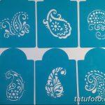 фото Трафареты мехенди от 19.08.2017 №018 - Mehendi stencils_tatufoto.com