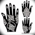 фото Трафареты мехенди от 19.08.2017 №019 - Mehendi stencils_tatufoto.com