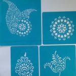 фото Трафареты мехенди от 19.08.2017 №039 - Mehendi stencils_tatufoto.com