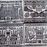 фото Трафареты мехенди от 19.08.2017 №040 - Mehendi stencils_tatufoto.com