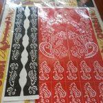 фото Трафареты мехенди от 19.08.2017 №041 - Mehendi stencils_tatufoto.com
