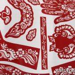 фото Трафареты мехенди от 19.08.2017 №046 - Mehendi stencils_tatufoto.com