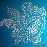 фото Трафареты мехенди от 19.08.2017 №051 - Mehendi stencils_tatufoto.com