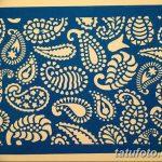 фото Трафареты мехенди от 19.08.2017 №053 - Mehendi stencils_tatufoto.com