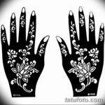фото Трафареты мехенди от 19.08.2017 №059 - Mehendi stencils_tatufoto.com