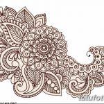 фото Трафареты мехенди от 19.08.2017 №064 - Mehendi stencils_tatufoto.com