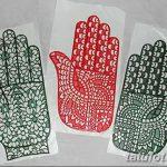 фото Трафареты мехенди от 19.08.2017 №068 - Mehendi stencils_tatufoto.com