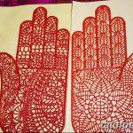 фото Трафареты мехенди от 19.08.2017 №069 - Mehendi stencils_tatufoto.com