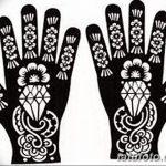 фото Трафареты мехенди от 19.08.2017 №070 - Mehendi stencils_tatufoto.com