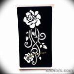 фото Трафареты мехенди от 19.08.2017 №073 - Mehendi stencils_tatufoto.com