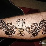 фото дракон хной от 02.08.2017 №022 - Dragon henna_tatufoto.com