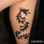 фото дракон хной от 02.08.2017 №082 - Dragon henna_tatufoto.com