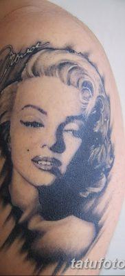 фото тату Мэрилин Монро от 08.08.2017 №004 – Tattoo Marilyn Monroe_tatufoto.com