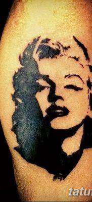 фото тату Мэрилин Монро от 08.08.2017 №005 – Tattoo Marilyn Monroe_tatufoto.com