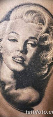 фото тату Мэрилин Монро от 08.08.2017 №016 – Tattoo Marilyn Monroe_tatufoto.com
