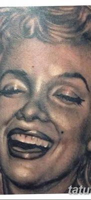 фото тату Мэрилин Монро от 08.08.2017 №104 – Tattoo Marilyn Monroe_tatufoto.com