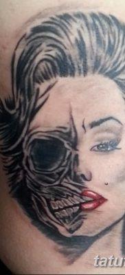 фото тату Мэрилин Монро от 08.08.2017 №108 – Tattoo Marilyn Monroe_tatufoto.com