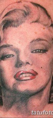 фото тату Мэрилин Монро от 08.08.2017 №113 – Tattoo Marilyn Monroe_tatufoto.com