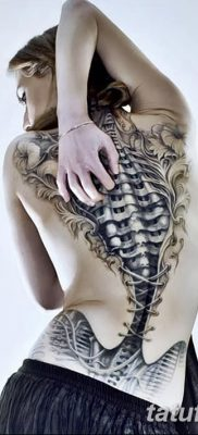 фото тату биомеханика от 15.08.2017 №116 – Biomechanics tattoo_tatufoto.com
