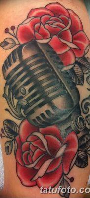 фото тату в стиле олд скул от 21.08.2017 №013 – Old school tattoo – tatufoto.com