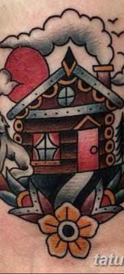 фото тату в стиле олд скул от 21.08.2017 №014 – Old school tattoo – tatufoto.com