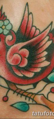 фото тату в стиле олд скул от 21.08.2017 №022 – Old school tattoo – tatufoto.com