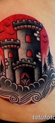 фото тату в стиле олд скул от 21.08.2017 №052 – Old school tattoo – tatufoto.com