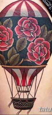 фото тату в стиле олд скул от 21.08.2017 №062 – Old school tattoo – tatufoto.com