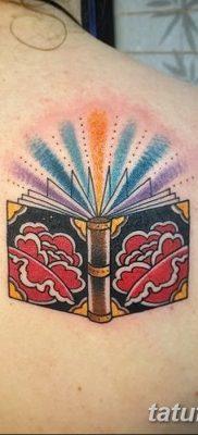 фото тату в стиле олд скул от 21.08.2017 №063 – Old school tattoo – tatufoto.com