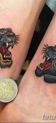 фото тату в стиле олд скул от 21.08.2017 №070 – Old school tattoo – tatufoto.com