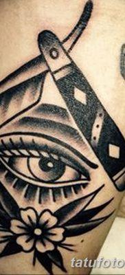 фото тату в стиле олд скул от 21.08.2017 №077 – Old school tattoo – tatufoto.com