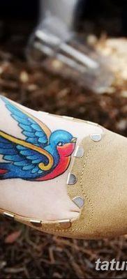 фото тату в стиле олд скул от 21.08.2017 №082 – Old school tattoo – tatufoto.com