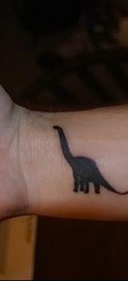 фото тату динозавр от 18.08.2017 №189 – Dinosaur tattoo_tatufoto.com