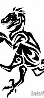 фото тату динозавр от 18.08.2017 №191 – Dinosaur tattoo_tatufoto.com