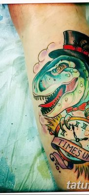 фото тату динозавр от 18.08.2017 №195 – Dinosaur tattoo_tatufoto.com