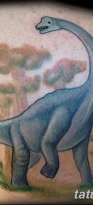 фото тату динозавр от 18.08.2017 №199 – Dinosaur tattoo_tatufoto.com