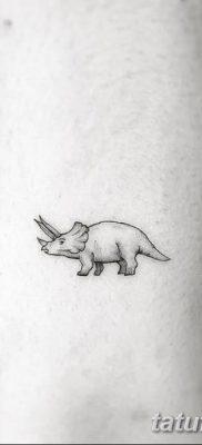 фото тату динозавр от 18.08.2017 №207 – Dinosaur tattoo_tatufoto.com
